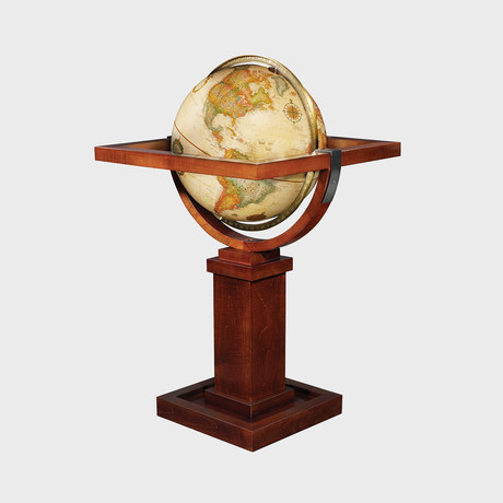 Replogle Globes // Wright Globe