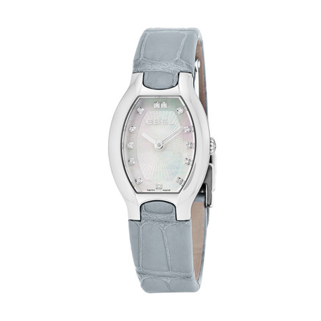 Ebel Ladies Beluga Tonneau Quartz // 1216209 // Store Display