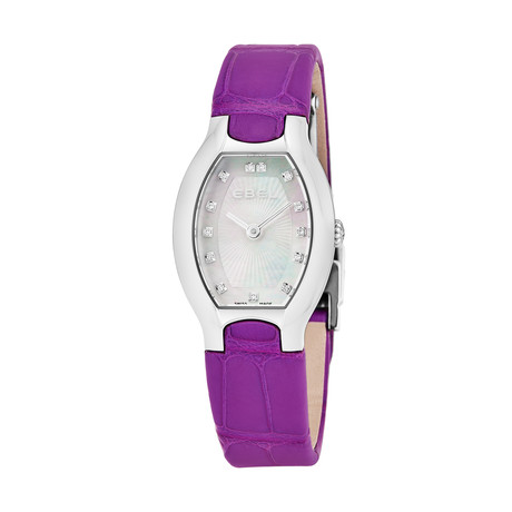 Ebel Ladies Beluga Tonneau Quartz // 1216245 // Store Display