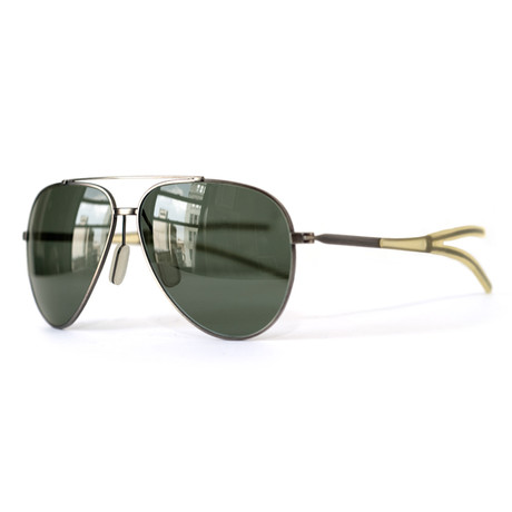 Model 10.02 Sunglasses // Antique Pewter