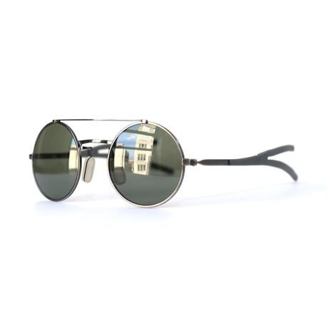 Model 10.03 Sunglasses // Antique Pewter