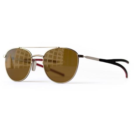 Walkabout Sunglasses // Gunmetal