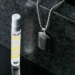 Pheromone Necklace + Cologne // Fierce // Attract Female // 10ml