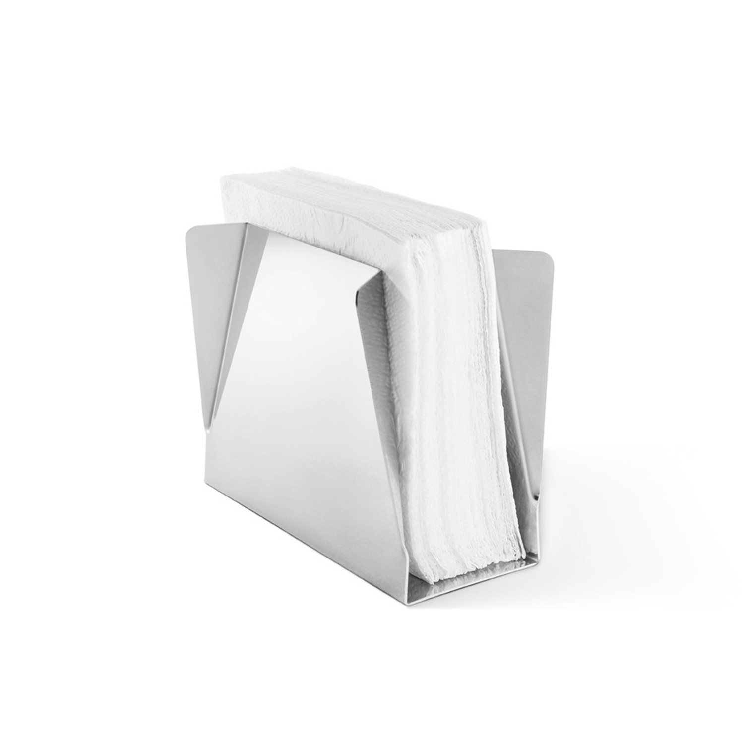 Ritratto Napkin Holder Vertical Riva Touch Of Modern