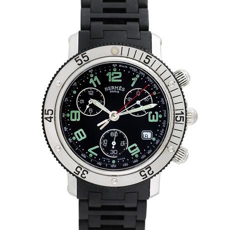 Hermes Clipper Diver Chronograph Quartz // Pre-Owned