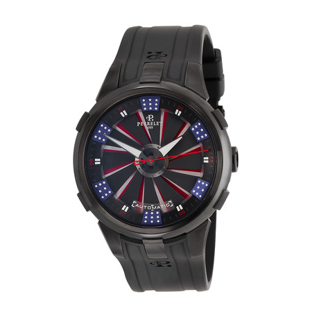 Perrelet Turbine XL America Automatic // Limited Edition // A4015/1 // Store Display