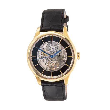 Perrelet First Class Skeleton Automatic // A3043/2 // Unworn