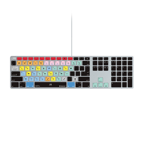 Ableton Live // M89 Wired Keyboard Cover