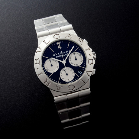 Bvlgari Chronograph Automatic // SC35 // Pre-Owned