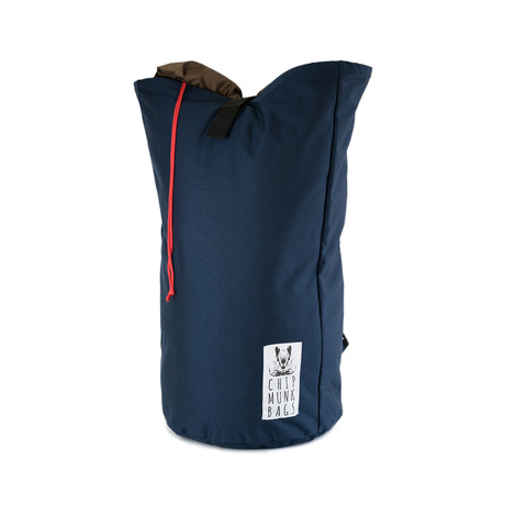 The Chipmunk Bag // Navy