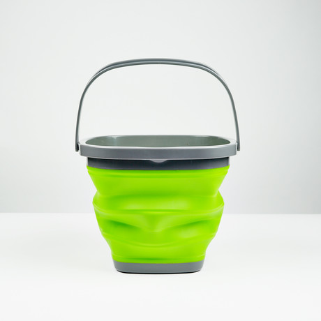 Square Collapsible Bucket // 10L