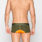 Trunks // Green + Orange (L)