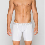 Long Boxers // White (S)