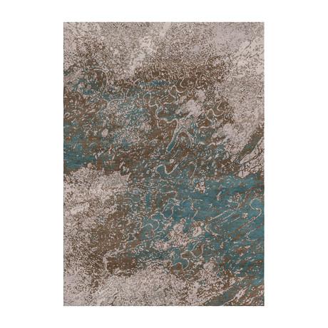 Handloom Modern Rug // Earth II