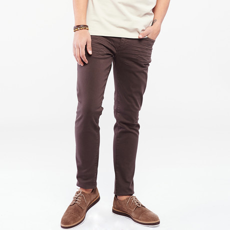 Trousers // Brown (48)