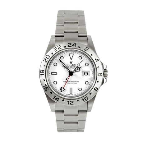 Rolex Explorer II Automatic // 16570 // Pre-Owned