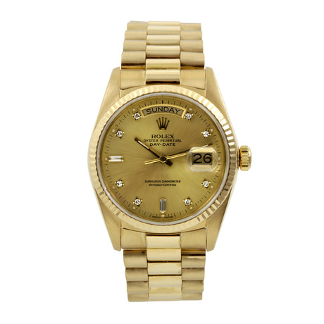 Rolex Day Date Automatic // 18038 // Pre-Owned