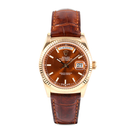 Rolex Day Date Automatic // 118138 // Pre-Owned