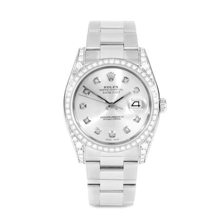 Rolex Datejust Automatic // 116200 // Pre-Owned