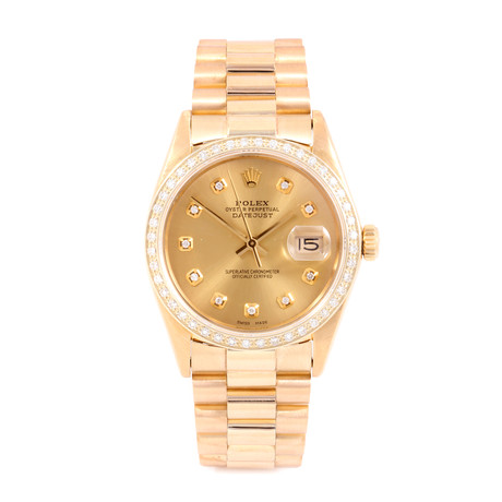 Rolex Datejust Automatic // 16018 // Pre-Owned