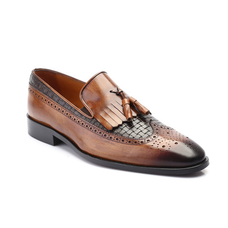 Patrick Loafer // Walnut (Euro: 39)