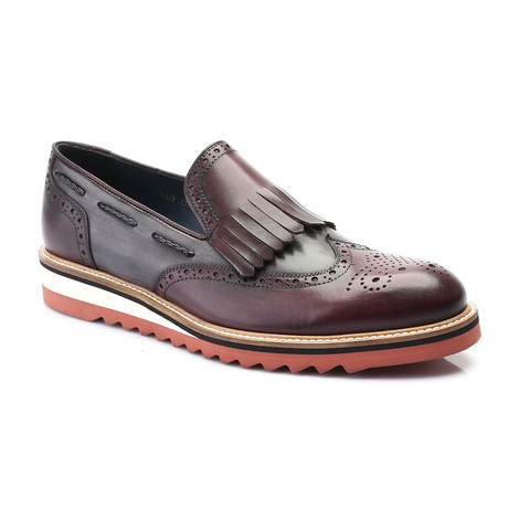 Preston Loafer // Bordeaux (Euro: 39)