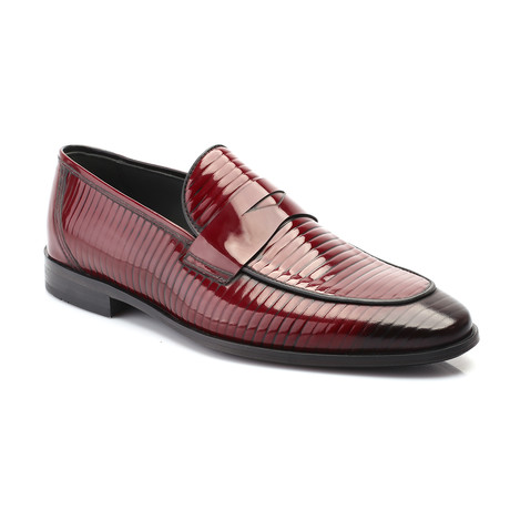 Paul Penny Loafer // Bordeaux (Euro: 39)