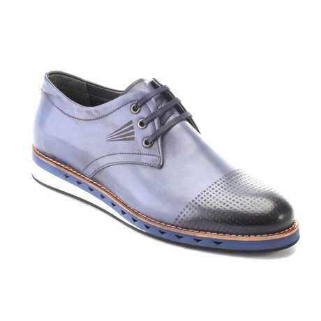 Pietro Shoes // Dark Blue (Euro: 39)