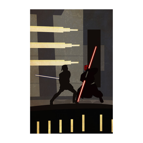 Prequel Trilogy // Minimalist Collection // Double Blade