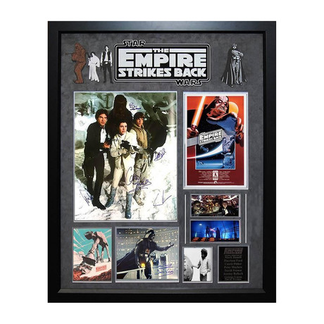 Signed Collage // The Empire Strikes Back // Collage II
