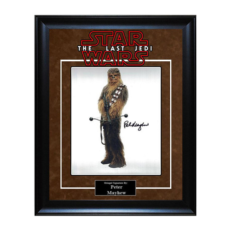 Signed Artist Series // Chewbacca II