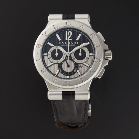 Bulgari Diagono Chronograph Automatic // 101881 // Store Display