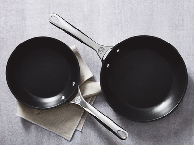 Photo of Le Creuset Toughened Nonstick Cookware Toughened Nonstick Set // 2 Piece by Touch Of Modern