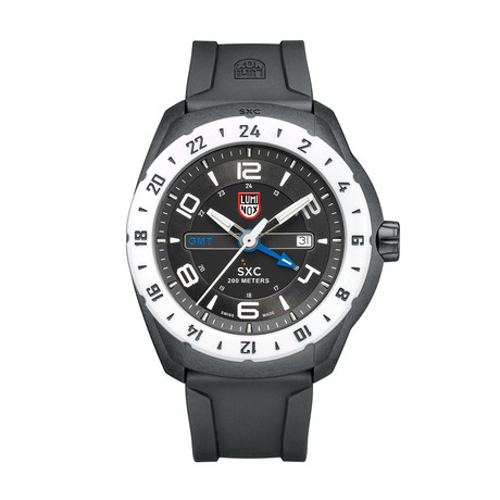 Luminox XCOR GMT Quartz // XU.5027