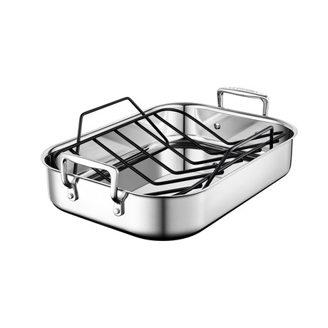 Roasting Pan + Nonstick Rack (Small)