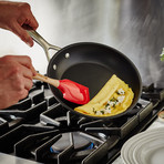 "Nonstick Stainless Steel Frying Pan (8"")"