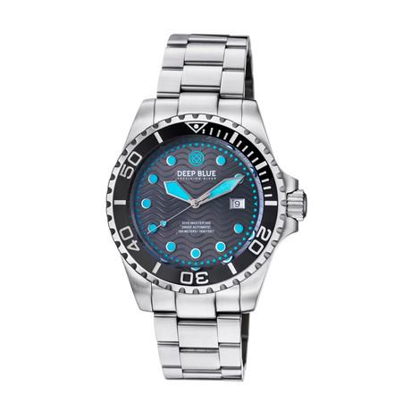 Deep Blue Dive Master 500 Automatic // DM500GREY