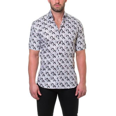 Fresh Runway Dress Shirt // Grey