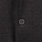 Cashmere Blend Sport Coat // Brown (Euro: 44)