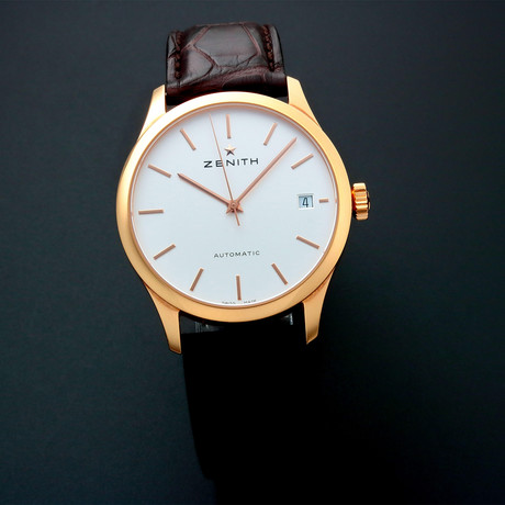 Zenith Heritage Automatic // Store Display