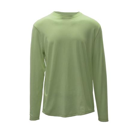 L/S Harbour T-Shirt // Avocado