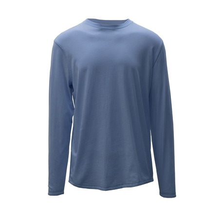 L/S Harbour T-Shirt // Carolina Blue (S)