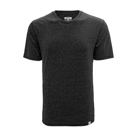 S/S Mirge T-Shirt // Heather Charcoal