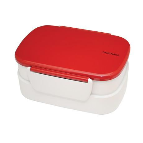 Bento Box Double // Red