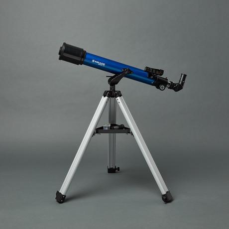 Infinity 70 Refractor Telescope + Smart Phone Adapter + Carry Bag