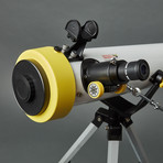 Eclipseview 76mm + Eclipseview Binoculars