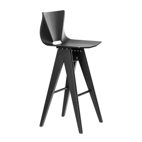 Mu Form // V Bar Stool