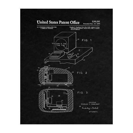 Computer Mouse Patent