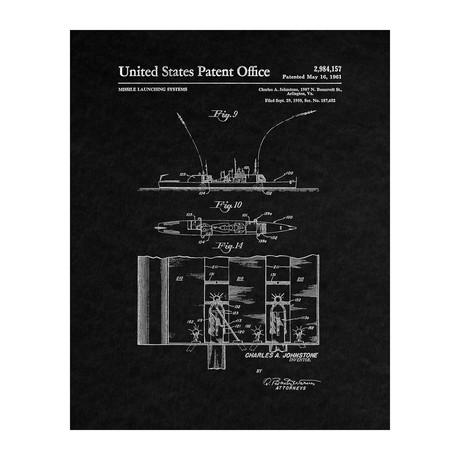 Ship Missile Launcher Patent