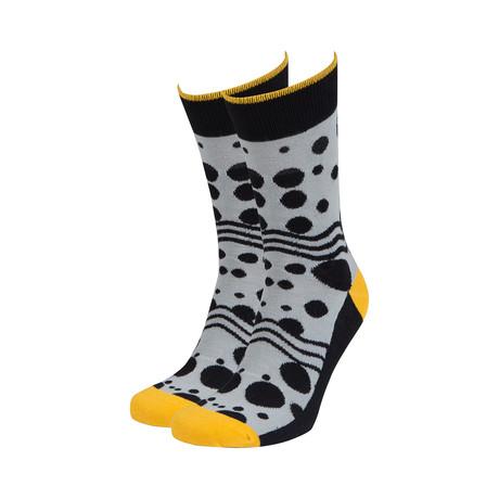 Polka Dot Socks + Tin Gift Box // 3093